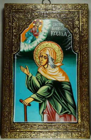 St Xenia of Saint Petersburg