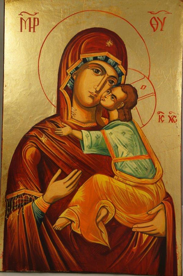 Virgin Mary Eleusa