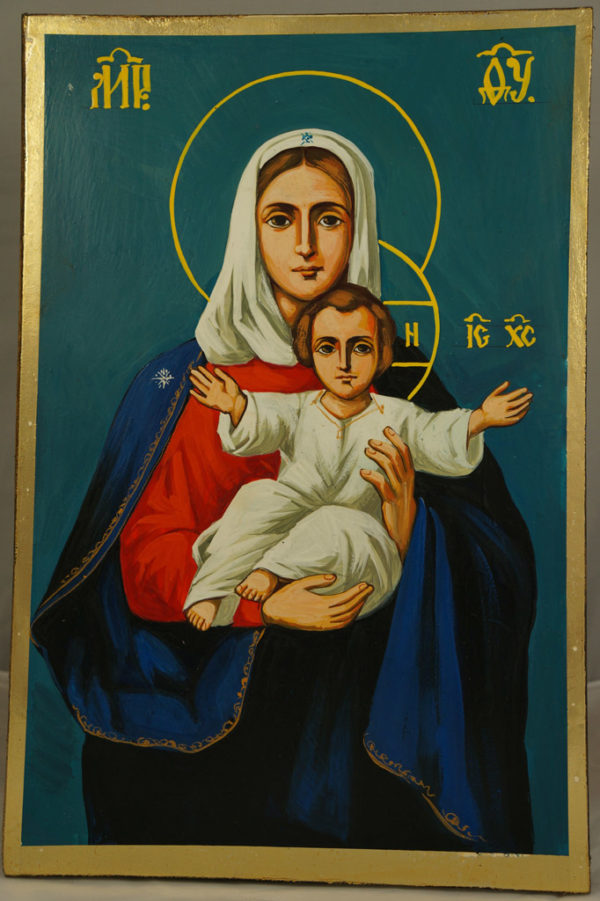 Mother of God Leushinskaya