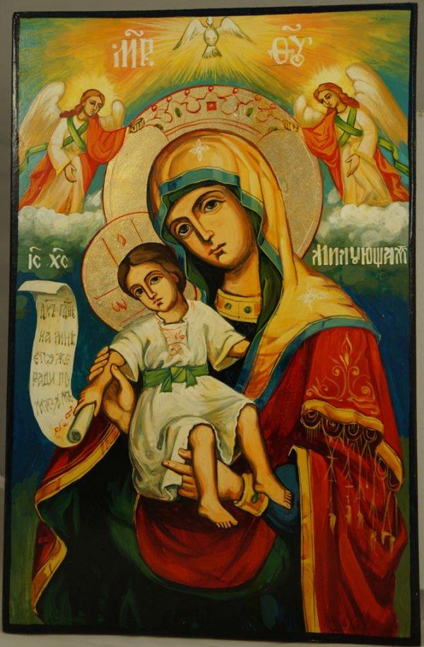 Virgin Mary Dostoino Est