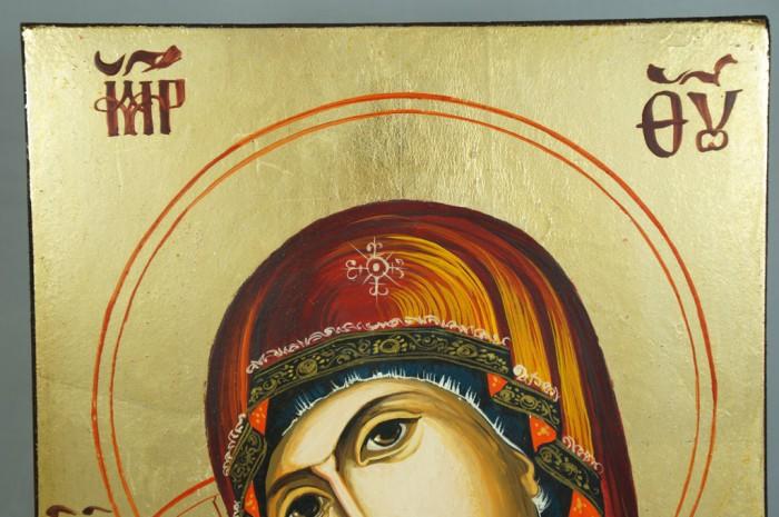 Mother of God Rilska