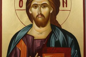 Christ the Teacher Hand-Painted Orthodox Icon