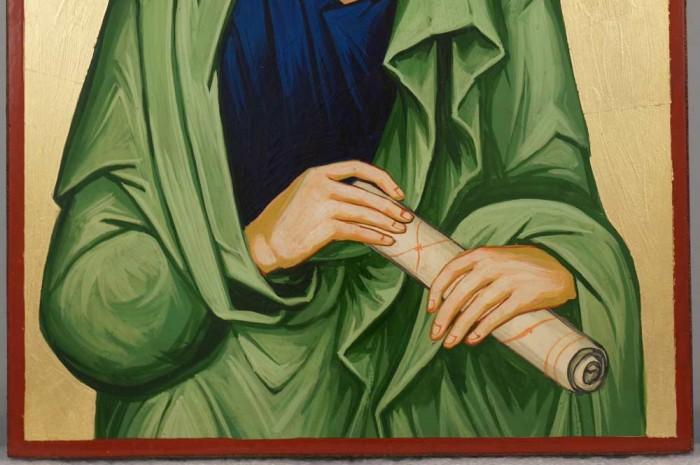 Saint Andrew the Apostle Hand-Painted Orthodox Icon