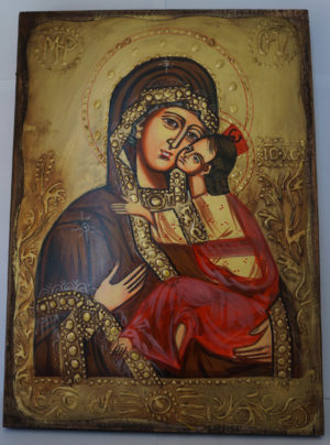 Theotokos Tenderness
