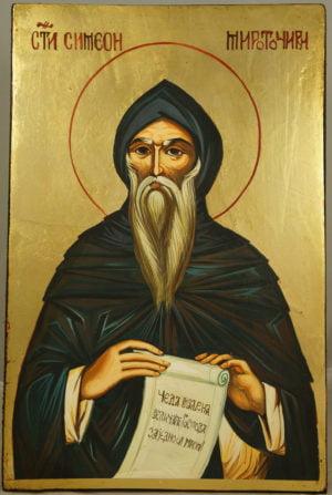 Saint Simeon Mirotocivi