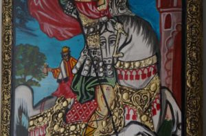 Saint St George Hand-Painted Orthodox Icon