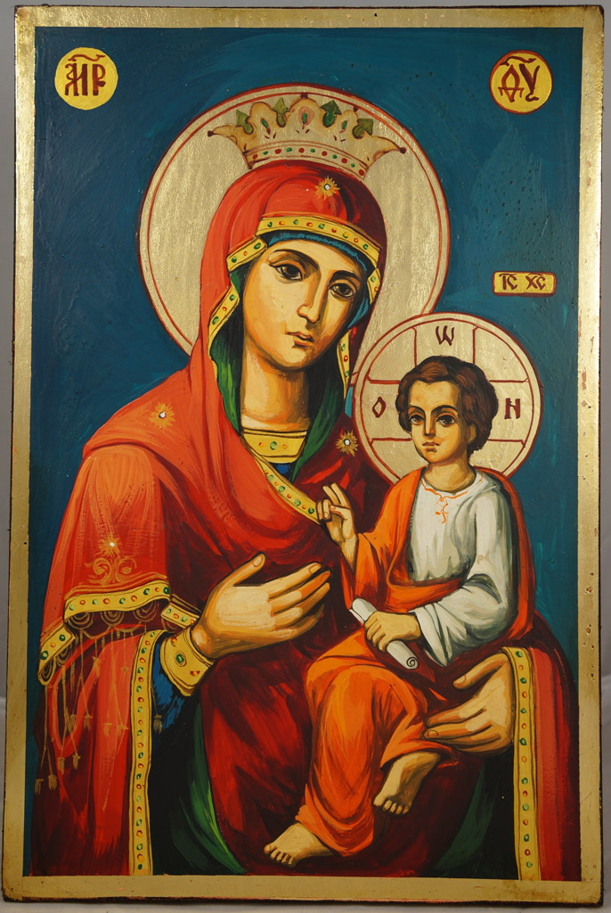 Iverskaya Mother of God