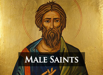 Male-Saints