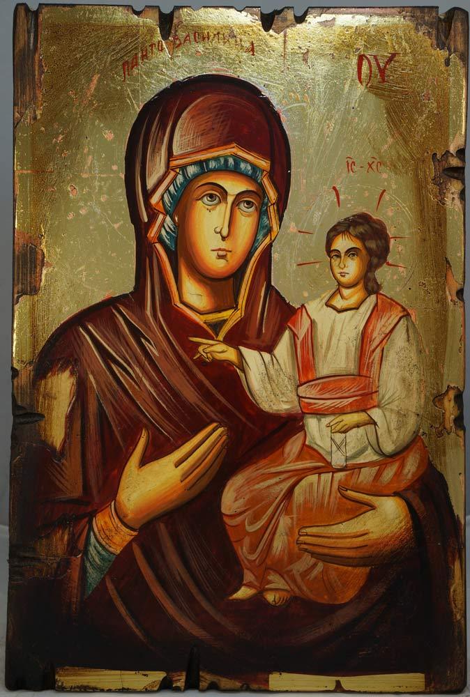 Virgin and Child Hodegetria