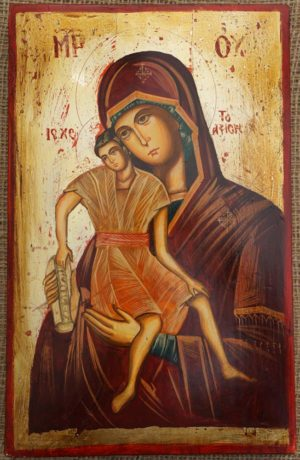 Theotokos - It Is Truly Meet