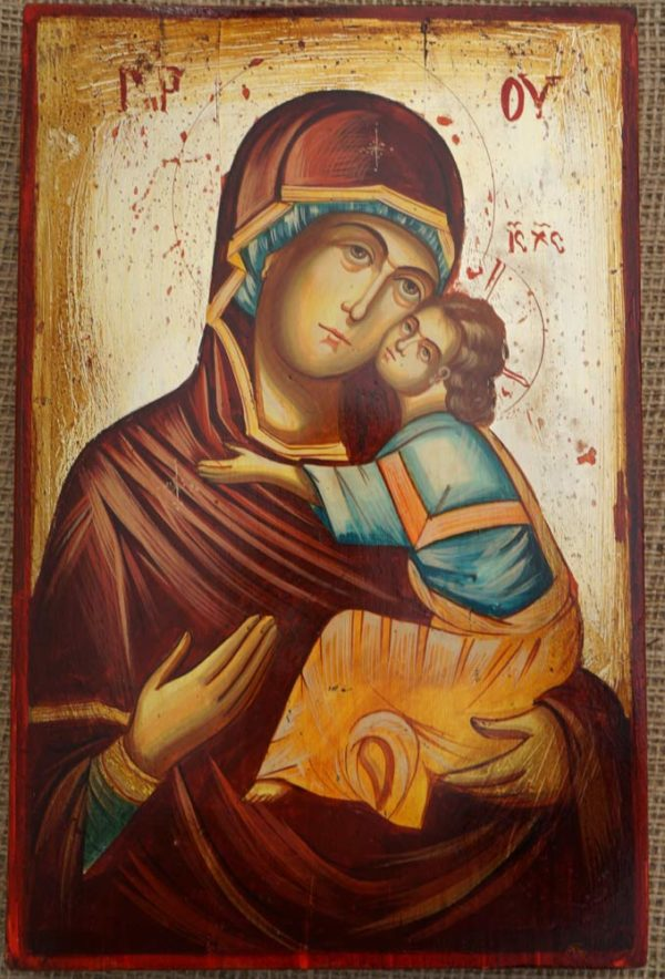 Virgin and Child Eleusa