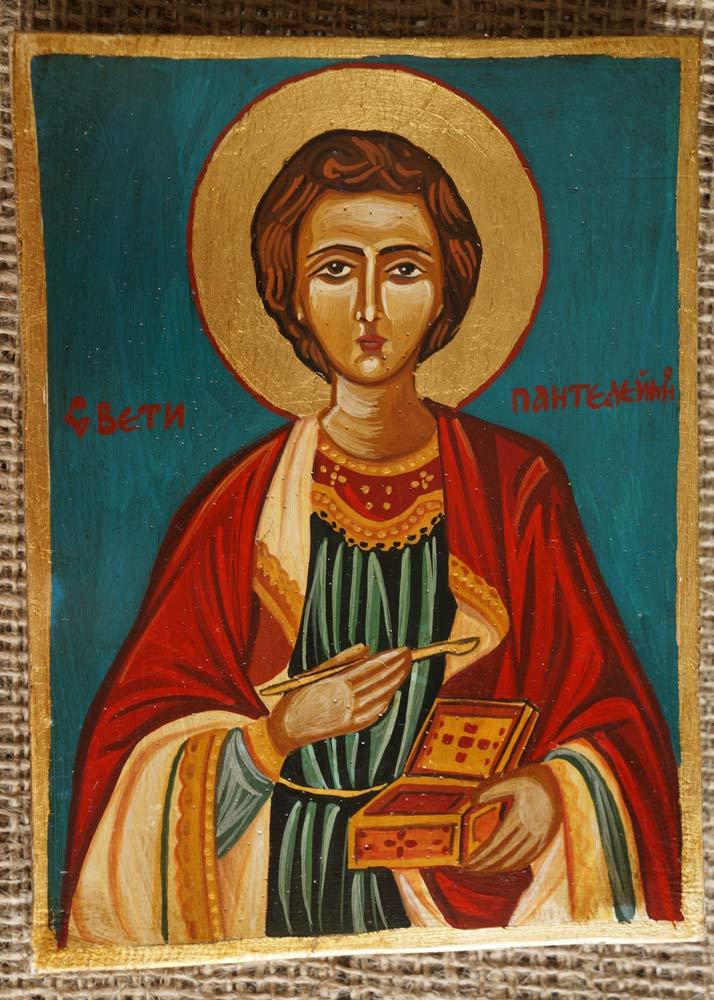 Saint Panteleimon