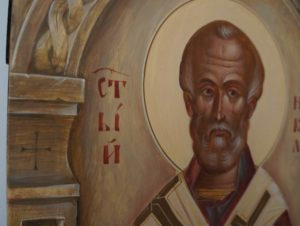 Saint Nikolaos (Nicholas)