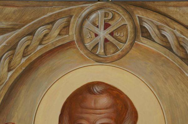 Saint Nicholas Icon