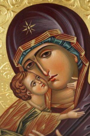Vladimirskaya Icon Details
