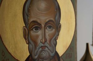 Saint Nikolaos Hand-Painted Icon