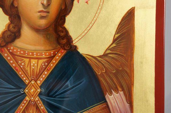 St Archangel Michael Byzantine Icon