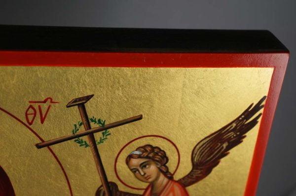 Theotokos Immaculate Byzantine Icon