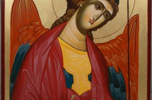 Archangel Michael (Rublev) Hand-Painted Orthodox Icon