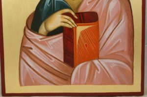 St John the Theologian Hand-Painted Orthodox Icon
