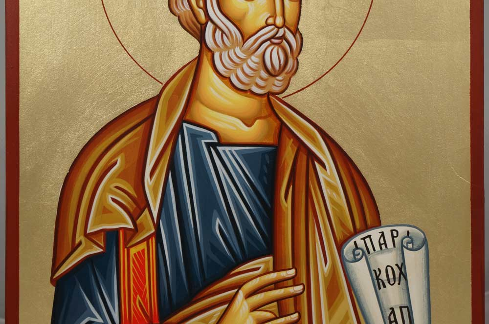 St Peter the Apostle Hand-Painted Orthodox Icon