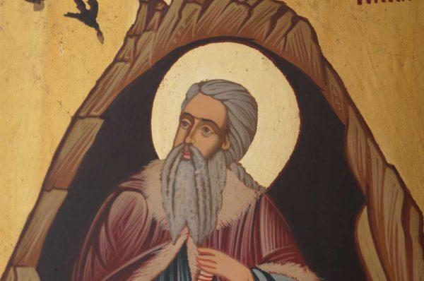 Prophet Elias Hand-Painted Orthodox Icon