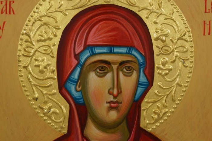 St Mary Magdalene Hand-Painted Byzantine Icon