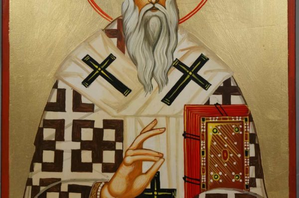 St James - Brother of the Lord Hand-Painted Orthodox Icon