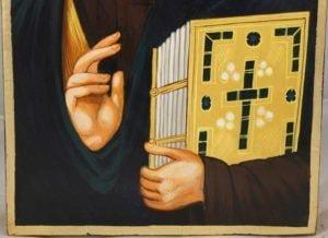 Christ Pantocrator (Sinai) Hand-Painted Byzantine Icon