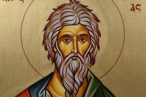 St Andrew the First-Called Hand-Painted Orthodox Icon