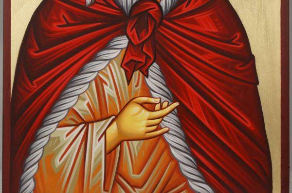 The Holy Prophet Elias Ilias Elijah Hand-Painted Orthodox Icon