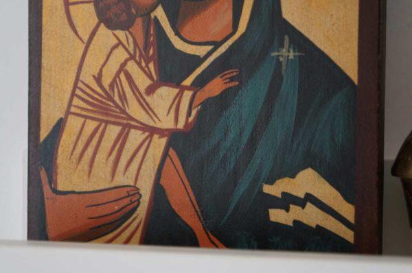 Theotokos Sweet Loving (small) Hand-Painted Orthodox Icon