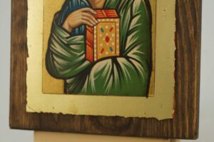 St John the Theologian small Icon Hand Painted Byzantine Orthodox