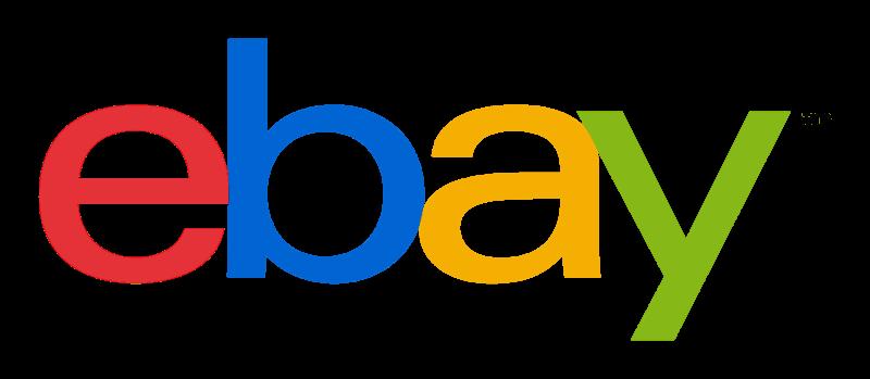 eBay logo bm