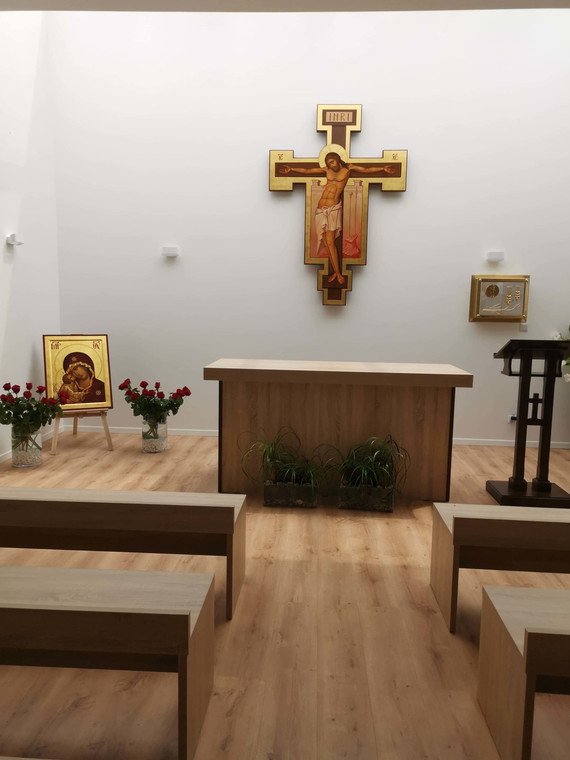 BlessedMart Private Chapel Review
