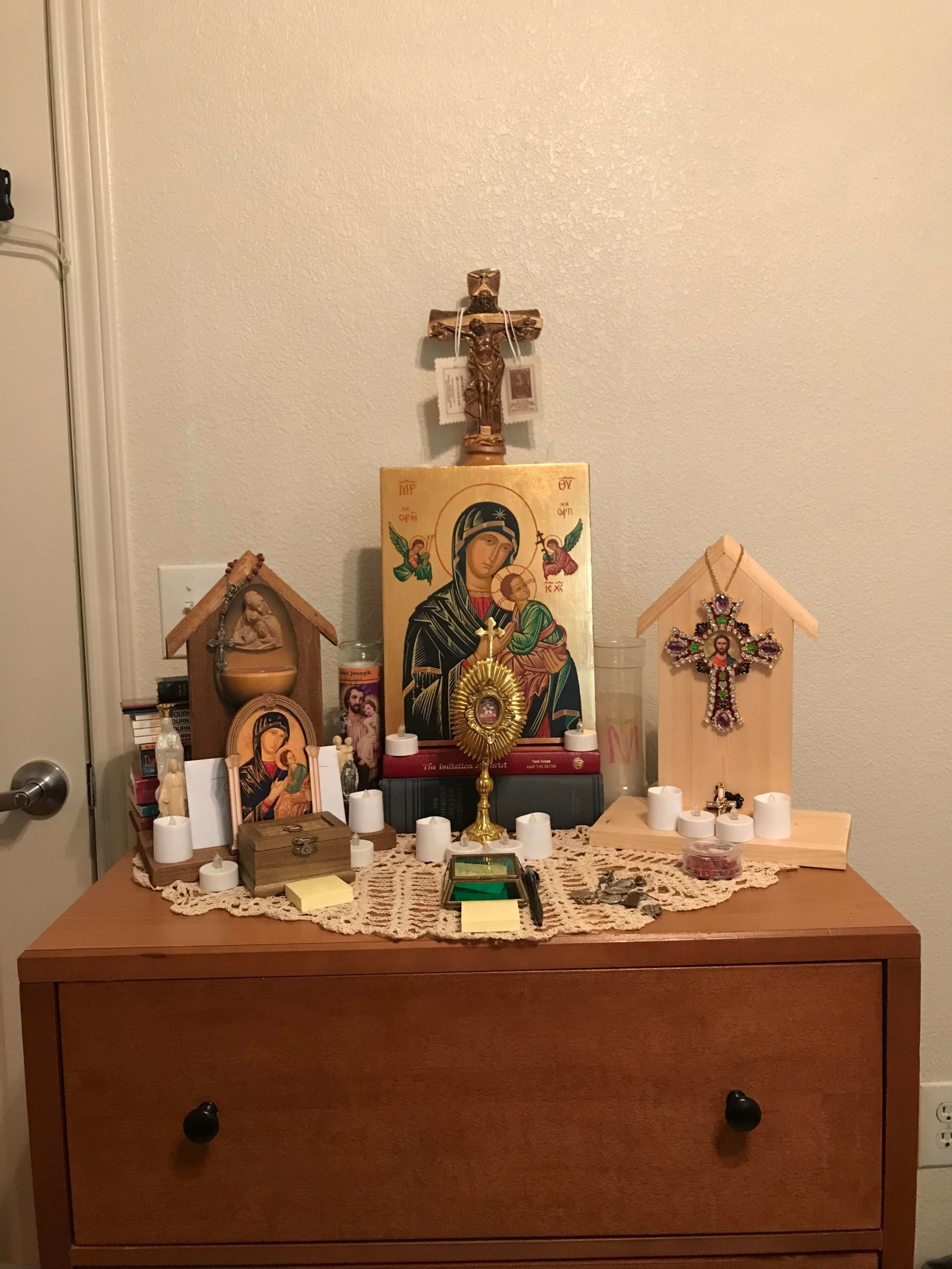 Our Lady Of Perpetual Help Icon Review BlessedMart