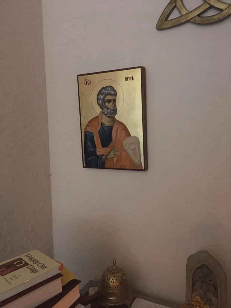 St Peter Icon Customer Feedback BlessedMart