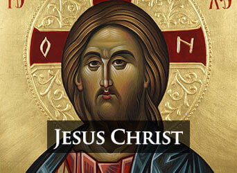 Jesus Christ Hand Painted Orthodox Icons BlessedMart
