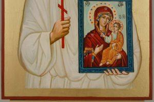 Br. Jose Joseph Munoz Cortes Hand Painted Orthodox Icon
