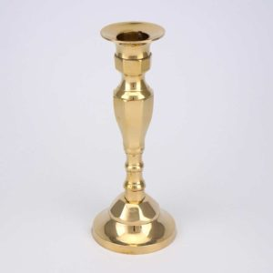 Brass Candlestick Taper Candle Holder