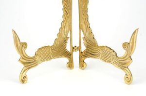 Deluxe Brass Icon Stand
