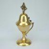 Traditional Design Brass Incense Burner