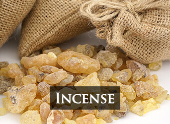 Natural Frankincense Incense Resin