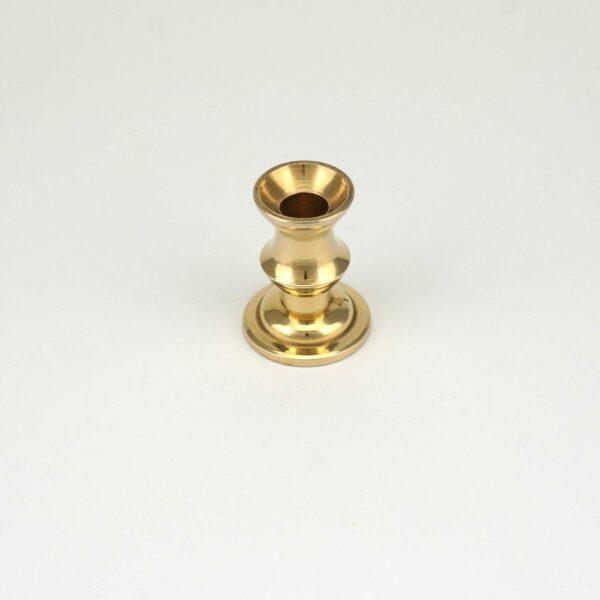 Mini Brass Candle Holder Candlestick