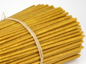 Pure Beeswax Church Candles Taper Orthodox