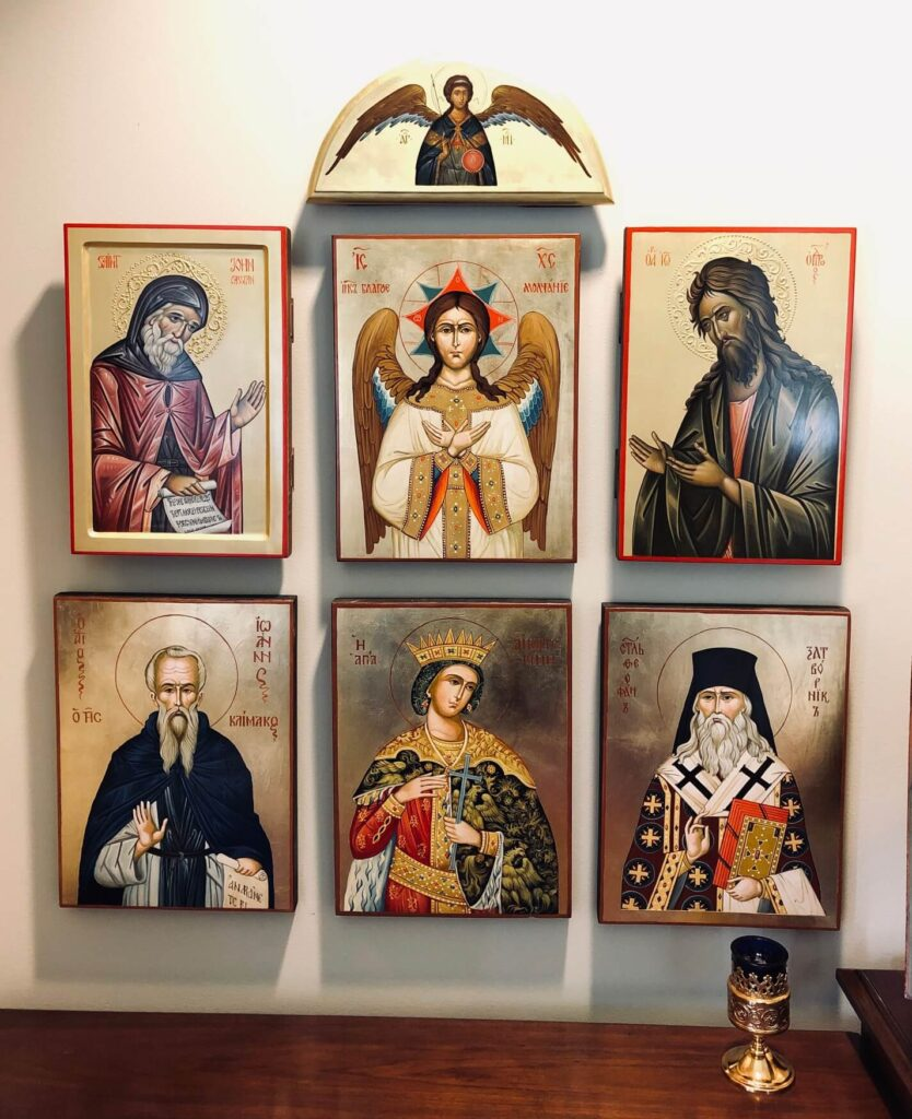 BlessedMart Customer Review Hand Painted Orthodox Icons