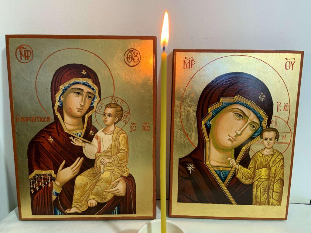 BlessedMart Testimonial Hand Painted Orthodox Icons