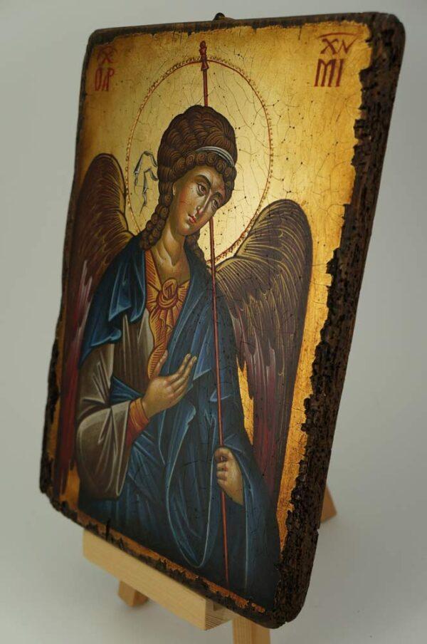 Archangel Michael Icon Hilandar Monastery Mount Athos