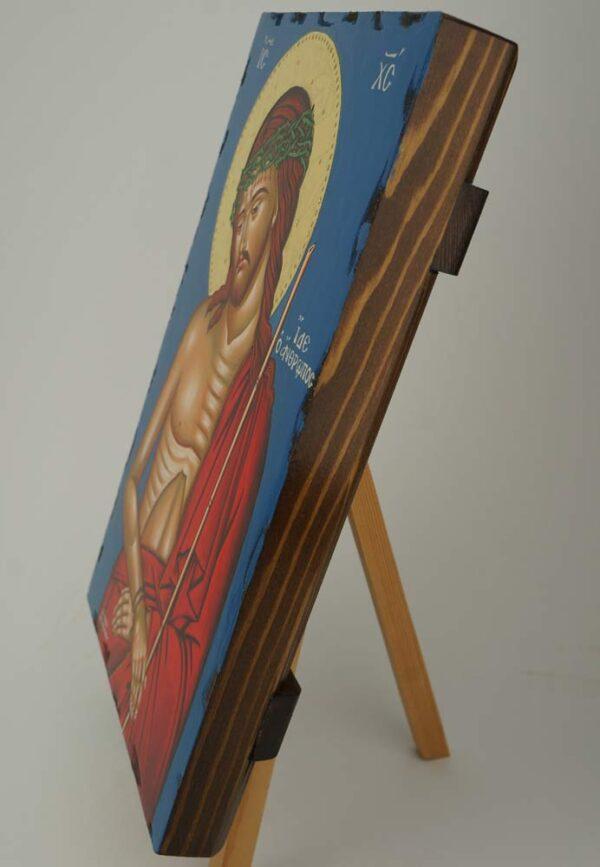 Jesus Christ the Bridegroom Icon Hand Painted Greek Orthodox Byzantine